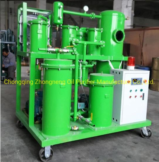 Compressor Oil Filtration Machine with High Vacuum