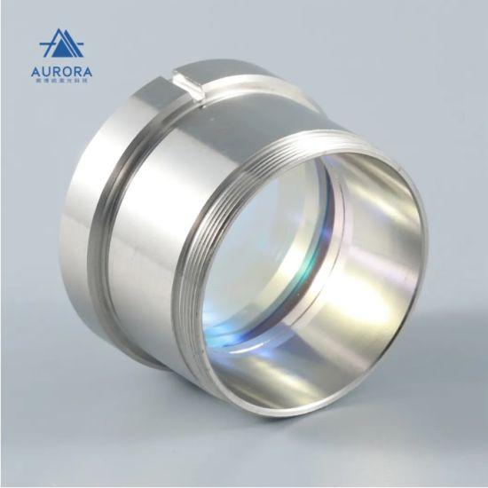 Aurora China OEM Precitec Lightcutter D30mm F100 mm Collimating Lens for Fiber Laser Machine