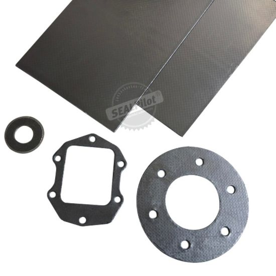 High-Strength Graphite Composite Exhaust Turbo Gasket