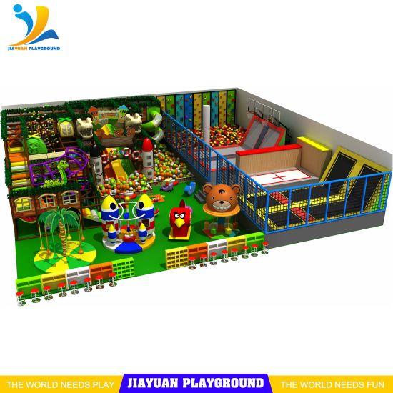 Generation3.0 Playground Equipment, Best Business Plan Trampoline Park for Sale