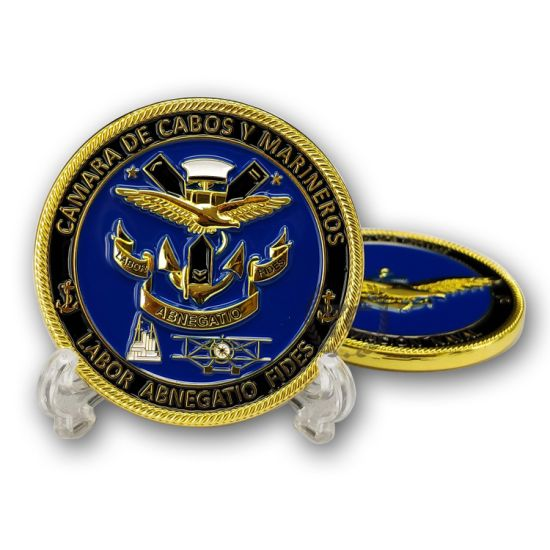 China Factory Customized Chile Military Challenge Coins Austraila British Us Air Force Coins for Collectors