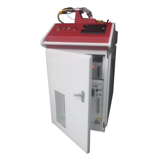 Hot Product Aluminum Wire Feeding Wobble Laser Welding Portable Fiber Laser Welding Machine for Door / Window
