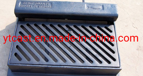 Catch Basin and Curb Inlets Ductile Iron