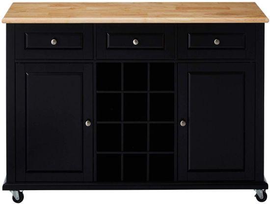 Buffet Wooden Kitchen Cabinet