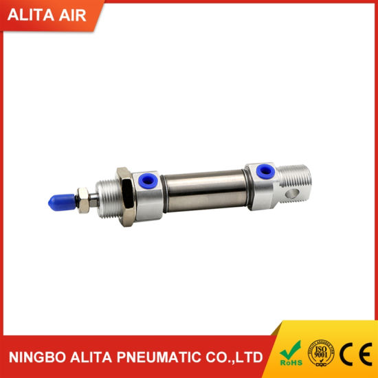 ISO6432 Standard Pneumatic Air Piston Cylinder