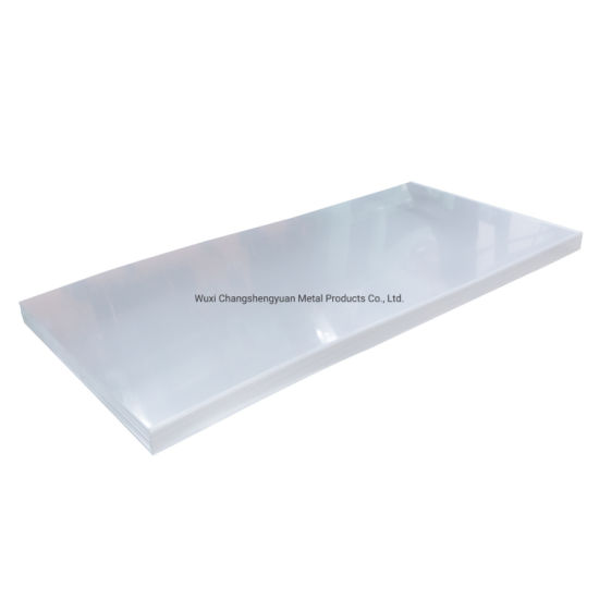 ANSI 304 6mm Stainless Steel Plate with No. 1 Surface