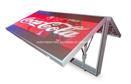 P8 Outdoor LED Display Screen Publicity Full Color LED Billboard Panel Signage