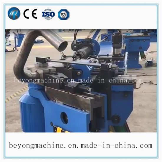 China's Best CNC Electric and Hydraulic Pipe Rolling Forming Bender 3D Full Automatic Profile Furniture Tube Bending Machine