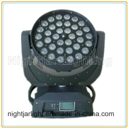 Stage DJ LED 36*10W Moving Head Wash Light pictures & photos