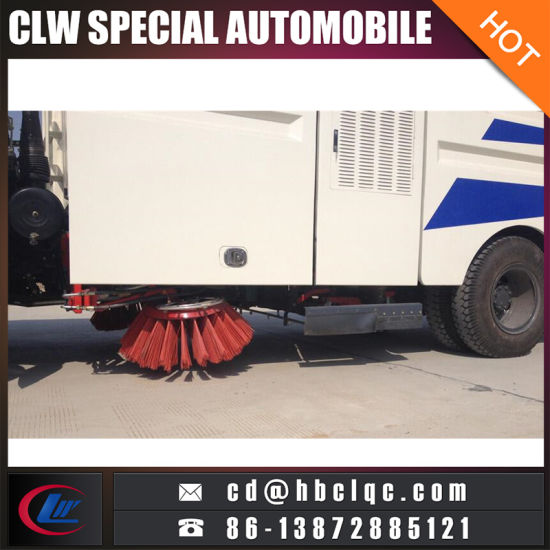 16000L Road Cleaning Sweep Truck Street Washer Tank Truck pictures & photos