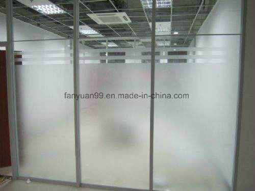 Decorative Glass Tempered Frosted Glass Acid Etched Glass for Door