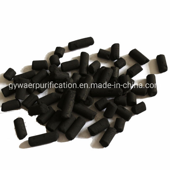 4mm Ctc 60 Coal Based Pellet Activated Carbon for Air Purification