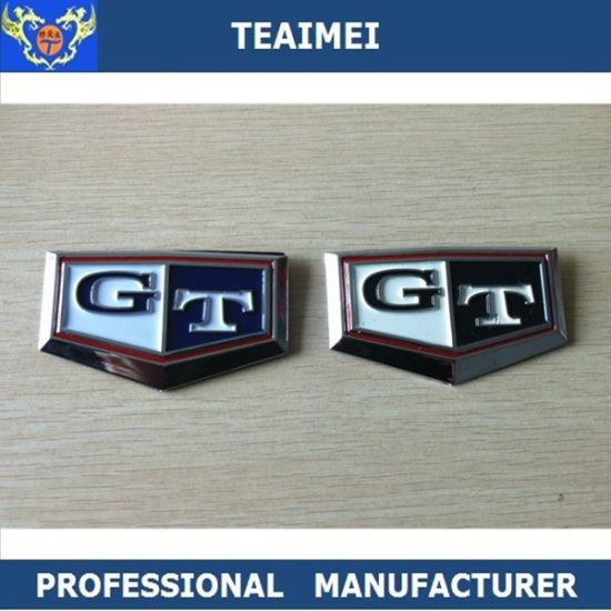 Gt Car Logo Badge Abs Plastic Emblems Pictures Photos