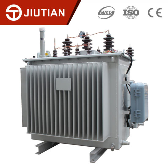 High Voltage Power Supply Oil Immersed Isolation Transformer 400kVA