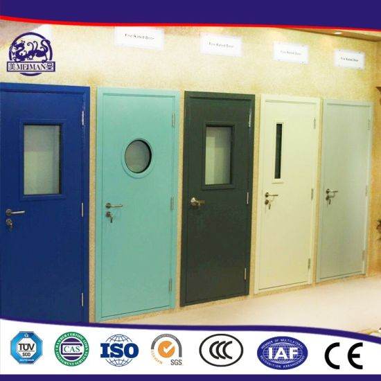 Environmental Cheap Promotional Steel Fire Rated Door  sc 1 st  Shanghai Meiman Door Co. Ltd. & China Environmental Cheap Promotional Steel Fire Rated Door - China ...