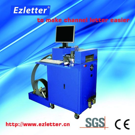 Ezletter CNC Notcher for Channel Letter (CNC shearing machine) pictures & photos