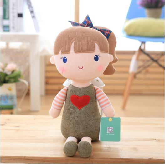 Plush Stuffed Cartoon Kids Toys for Girls pictures & photos