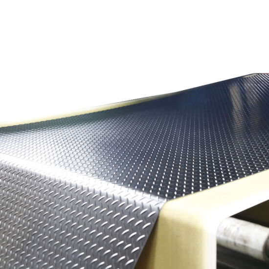 3mm to 6 mm Anti-Slip Rubber Flooring for Outdoors
