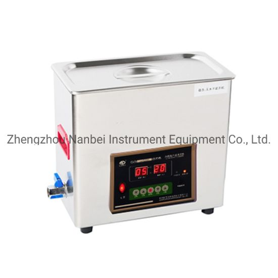 Jewelry Digital Ultrasonic Cleaner Cleaning Equipment 10L