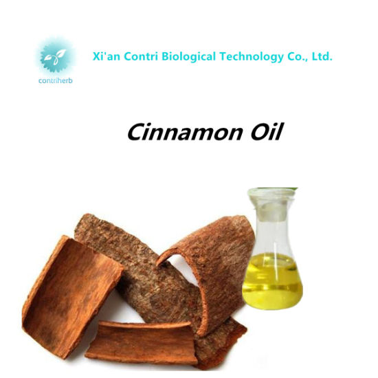 Pure Natural Cinnamon Bark Essential Oil Cassia Oil Cinnamaldehyde pictures & photos