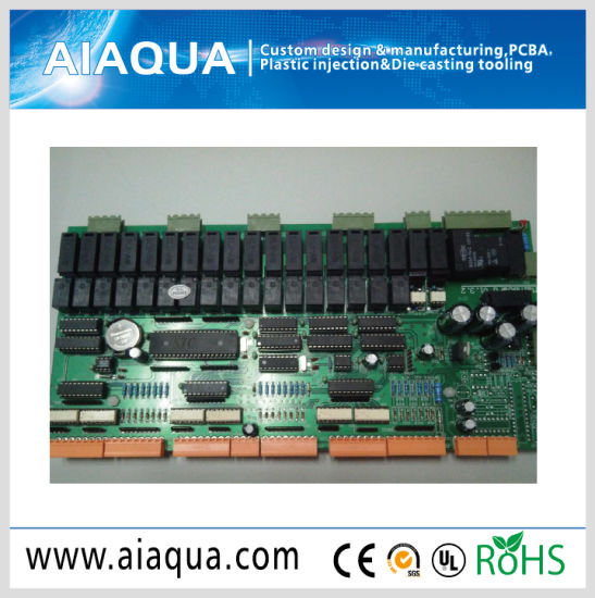 China OEM High Quality Audio Mixer PCB Board Assembly