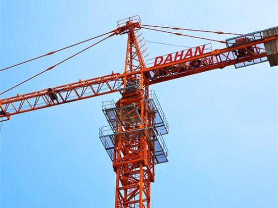Dahan 12t Qtz250 (7032) Top Kit Tower Crane