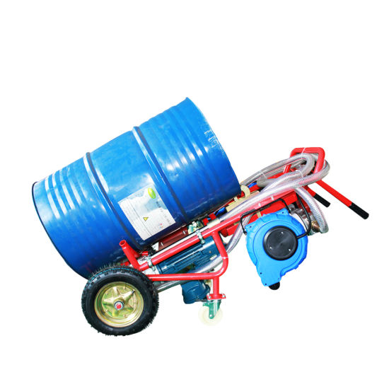 Weike Design Hydraulic Oil Filter Carts pictures & photos