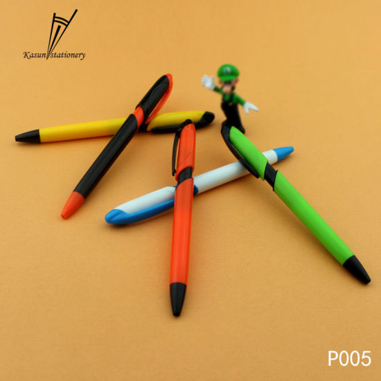 Yes Novetly Ball Pen Type Plastic Ball Pen pictures & photos