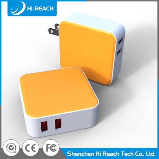 Universal USB Mobile Phone Travel Charger pictures & photos