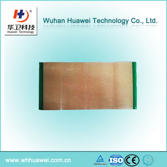 Hospital Surgery PE Iodine Disinfect Skin Incise Drape Surgical Protective Film for Patient