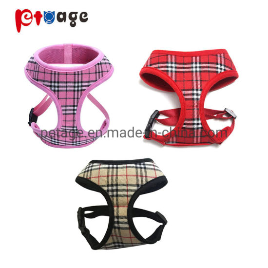 Soft Mesh Harness Dog Products Pet Clothes Accessories