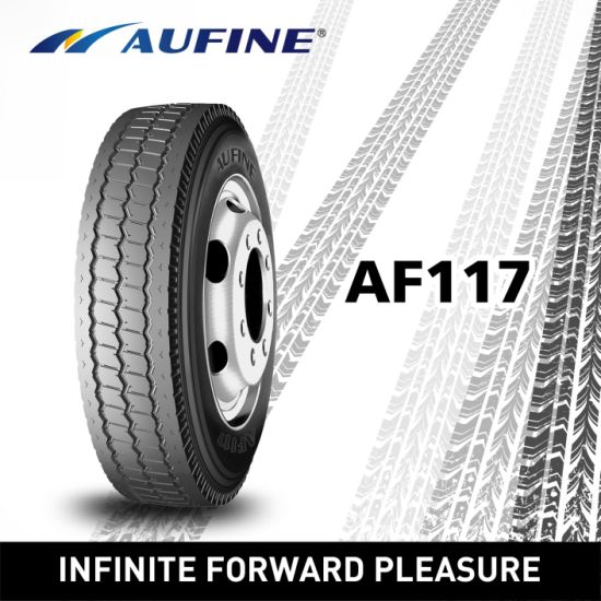 Long Life Highway Radial Truck Tyre for (Aufine brand 315/80R22.5) pictures & photos