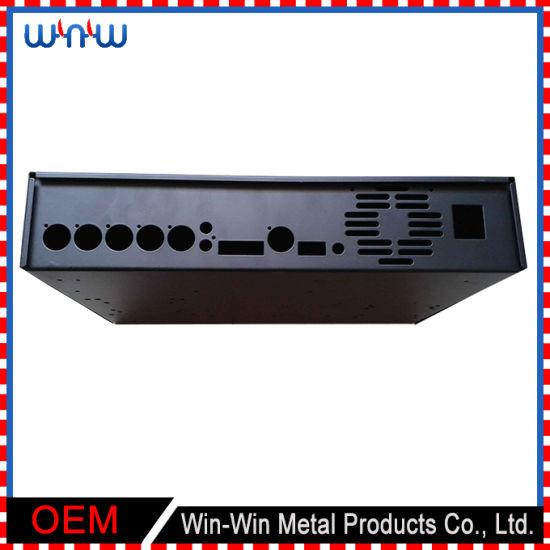 Indoor Stainless Steel Enclosure Metal Junction Electrical Terminal Boxes