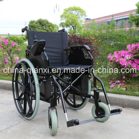 Smart Folding Electric Wheelchair for Elder pictures & photos