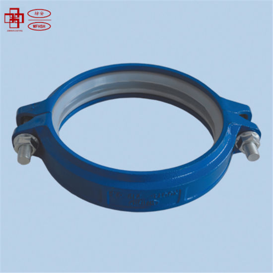 Ductile Iron ASTM a-395 Grade 65-45-15 Grooved Fittings