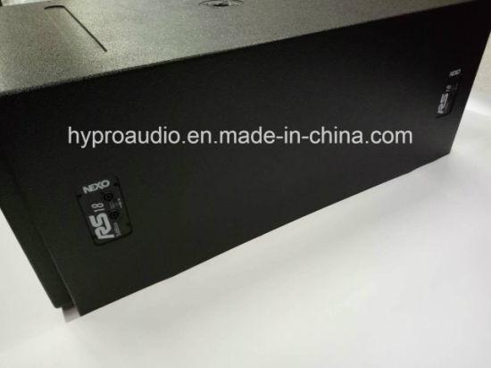 RS18 Line Array Subwoofer Speaker, PRO Audio