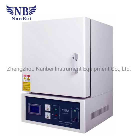 Laboratory Muffle Furnace 1700c High Temperture Glass Melting Furnace pictures & photos