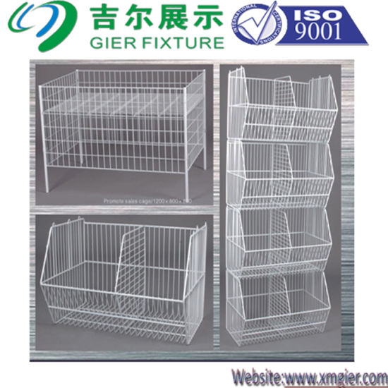 Steel Wire Cage for Display (SLL-S006) pictures & photos