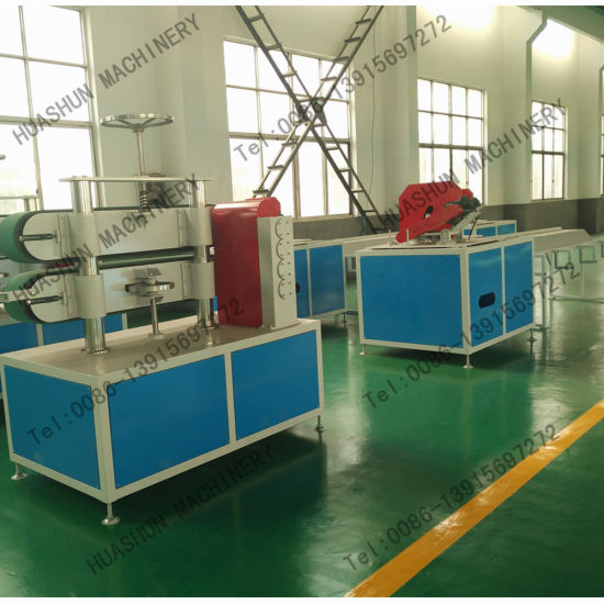 China Polystyrene Picturemirror Frame Moulding Machinery Extrusion