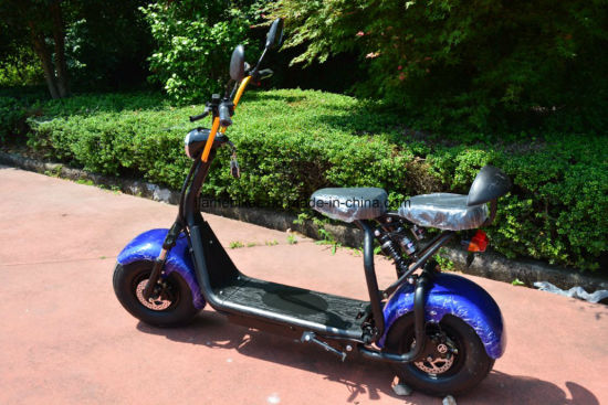 2017 Citycoco Electric Scooter Harley Style for Adult with 1000W 60V/30ah pictures & photos