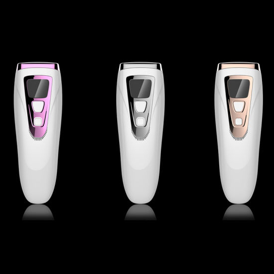 Laser Beauty Equipment Electric Ice Cool IPL Epilator Hair Removal Beauty Machine Euipment Use for Body Bikini Face pictures & photos