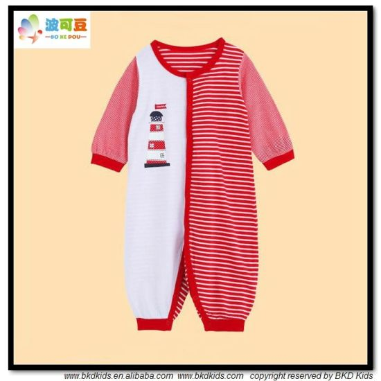 Custom Printing Baby Clothes Unisex Toddler Jumpsuits