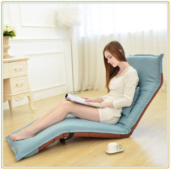Pleasing Foldable Lazy Sofa Floor Chair China Sofa Chair Sofa Machost Co Dining Chair Design Ideas Machostcouk