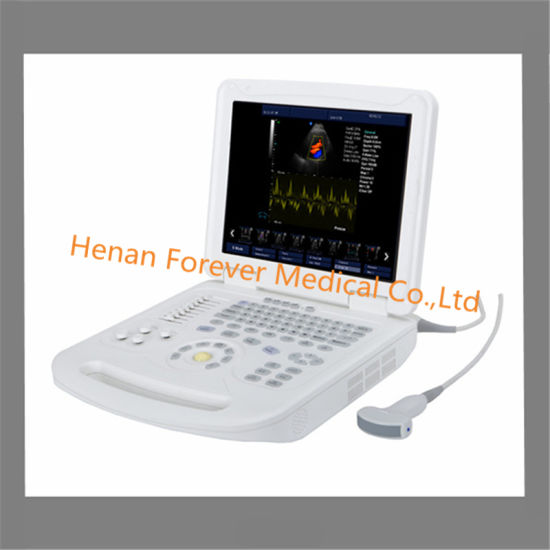 Africa Popular Portable Color Doppler Ultrasound Low Price pictures & photos