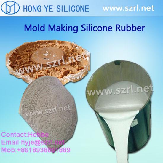 Silicone for Gypsum Moldings Cornice