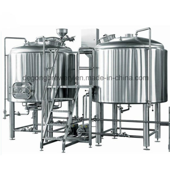 7bbl Gas Heating / Steam Heating / Electric Heating Beer Brewery Equipment