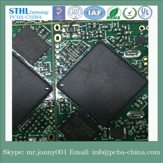 CCTV Board Camera PCB Mainboards PCB and PCBA Manufacture pictures & photos