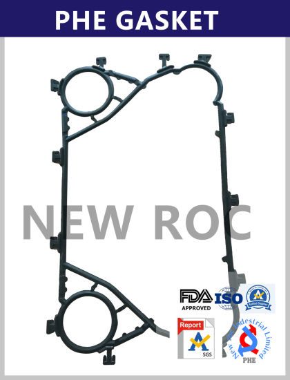 China Heat Exchanger Gasket for Thermowave Certification ISO9000 ...