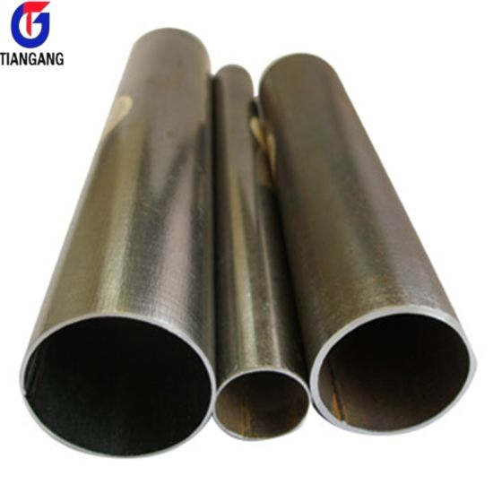 Different Size of Welded Stainless Steel Pipe pictures & photos