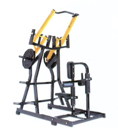Commercial Hammer Fitness Gym Machine Iso Lateral High Row For 2018 Hot Selling